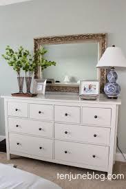 Decorating Bedroom Dresser Bedroom Master Bedroom Dresser For Decorating Ideas White Black