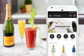 Wine Delivery Boston Minibar Delivery Alcohol Marketplace Picks Up 5 Million In