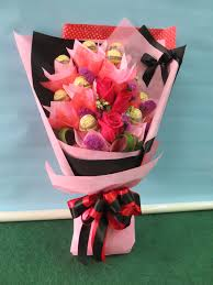 chocolate flowers chocolates flowers bouquets penang florist sweet creative
