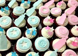 cupcakes for baby shower baby bea s bakeshop baby shower mini cupcakes baby bea s bakeshop
