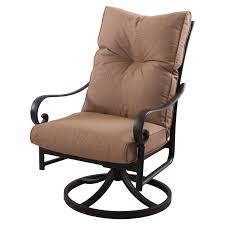 Patio Chair Swivel Rocker Awesome Swivel Rocker Patio Chairs Yw5fb Mauriciohm