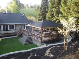 New Backyard Ideas by 114 Best Backyard Deck Images On Pinterest Architecture Gardens