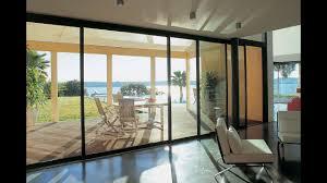 aluminium glass doors aluminium patio doors and windows at home youtube