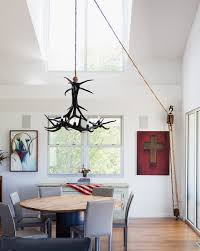 Chandelier Lift System Ingenious Ways To Add A Pulley System To Your Home Décor