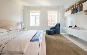 chambre moderne blanche design interieur chambre moderne blanche armoires suspendues