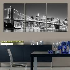 Sell Home Decor by 3 Piece Free Shipping Sell Modern Wall Painting New York