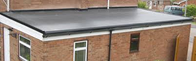 epdm rubberbond roofing contractor in leicester