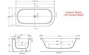 small bathroom dimensions with bathtub brightpulse us