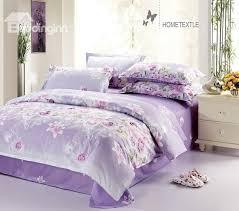 Purple Floral Comforter Set Best 25 Purple Bedding Sets Ideas On Pinterest Purple Bed