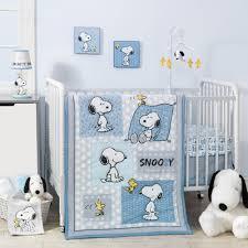 Snoopy Crib Bedding Forever Snoopy 3 Crib Bedding Set Lambs