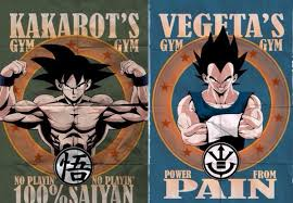 Dbz Gym Memes - saiyan fitness liftdedication twitter