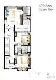 Color Floor Plan Real Estate Color Floor Plan 8 On Behance 室内 Pinterest
