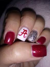 the 25 best alabama nail art ideas on pinterest alabama
