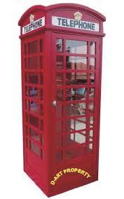 london phone booth bookcase phone booth storage cabinet funky home decor funkthishouse