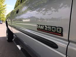 Dodge Ram Cummins 1999 - 1999 dodge ram 2500 4x4 cummins turbo diesel only 85 000 miles