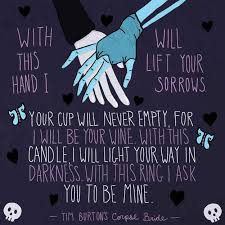 wedding wishes meme 24 completely bewitching tim burton inspired wedding ideas