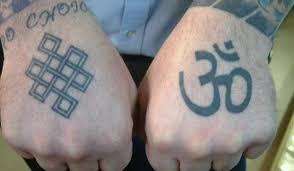 buddha hand tattoo 35 sleek sanskrit tattoos slodive