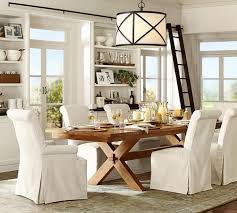 rustic pottery barn kitchen table tables chairs trends and