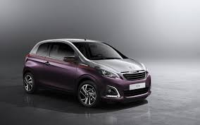 new peugeot convertible 2016 peugeot reveals new 108 with convertible top and luxury touches