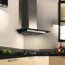 hotte cuisine angle hotte de cuisine d angle avec éclairage intégré hydra elica gros