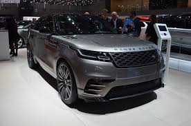 new land rover velar range rover velar comes to geneva to challenge the bmw x5