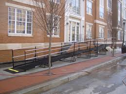 Wheelchair Ramp Handrails Wheelchair Ramps Northern Nj Amramp