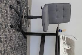 boss slate commercial grade linen drafting stool u2013 bosschair