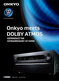 dolby atmos home theater onkyo announced home theater systems with dolby atmos