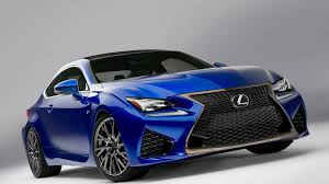 lexus car 2014 2015 lexus rc f storms into the motor city with 450 bhp video