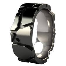 mens wedding rings titanium black wedding bands titanium is unique and best choice