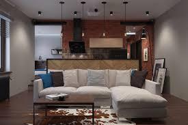 a livingroom hush designs a bachelor nest loft