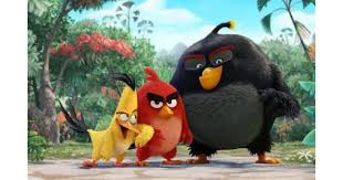 angry birds movie movie review
