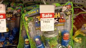 trash pack series 3 shopping toys reaganzilla