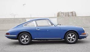 blue porsche 911 1967 porsche 911 golf blue