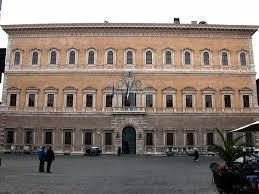 cortile palazzo farnese arte it mappare l arte in italia
