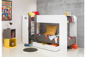 Fun And Efficient Low Height Bunk Beds Glamorous Bedroom Design - Height of bunk beds
