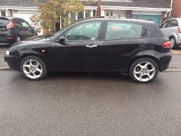 alfa romeo 147 t spark 53 reg reduced for quick sale in