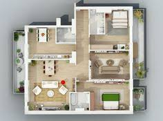 One  Bedroom ApartmentHouse Plans Studio Apartment Floor - Home design apartment