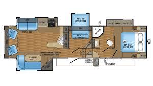 2018 jayco eagle ht 30 5mbok floor plan