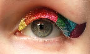 eyeliner tattoo violent eyes temporary tattoos for your eyes beautylish