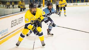 bentley college hockey men u0027s ice hockey skates to 2 2 draw at colgate saturday