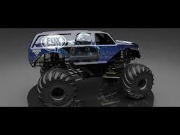 youtube monster trucks jam monster jam feld motor sports and fox sports unveil the cleatus