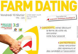 chambre d agriculture loire quatre stagiaires bp rea ont participé au farm dating organisé