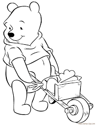winnie the pooh printable coloring pages 3 disney coloring book