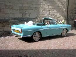 1964 renault caravelle location renault caravelle de 1964 pour mariage ardèche