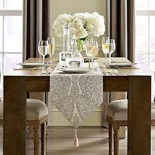 j queen new york renaissance table runner bed bath u0026 beyond