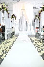 aisle runner wedding custom wedding aisle runner ft fabric non slip custom runner by i