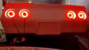 corvette c3 custom led lights