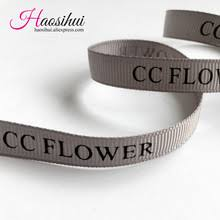 customized ribbon buy custom ribbon printing and get free shipping on aliexpress