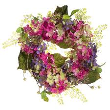 hydrangea wreath bright 22 hydrangea wreath antique farmhouse